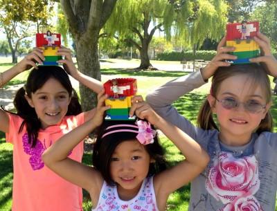 Brainvyne LEGO camp