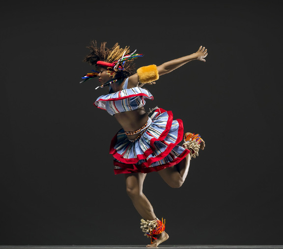 Jikelele Dance Theater: Tiffany Rabb