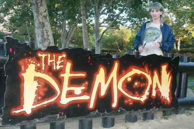 The Demon.