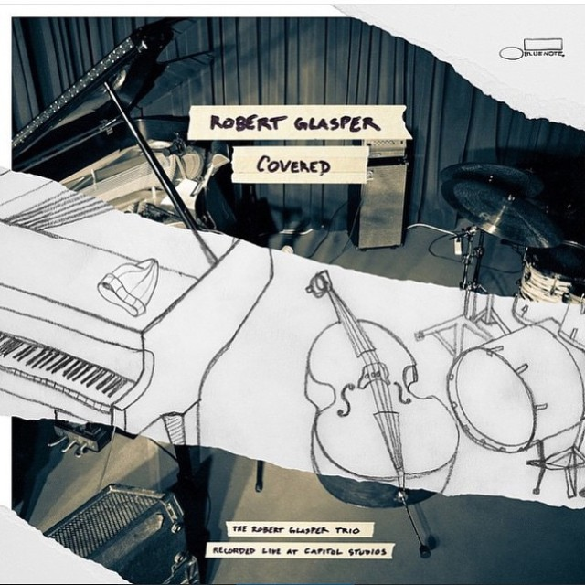 Robert Glasper Trio, Covered.