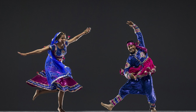 Gurus of Dance: Candice Newnes and Ajeenkya Bhatalkar