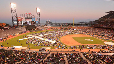 San Francisco Opera at the Ballpark