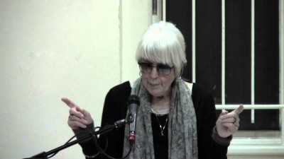 Joanne Kyger Reads From On Time: Poems 2005-2014