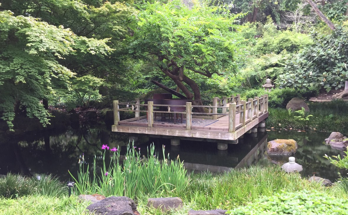 Come Play A Piano In The San Francisco Botanical Gardens