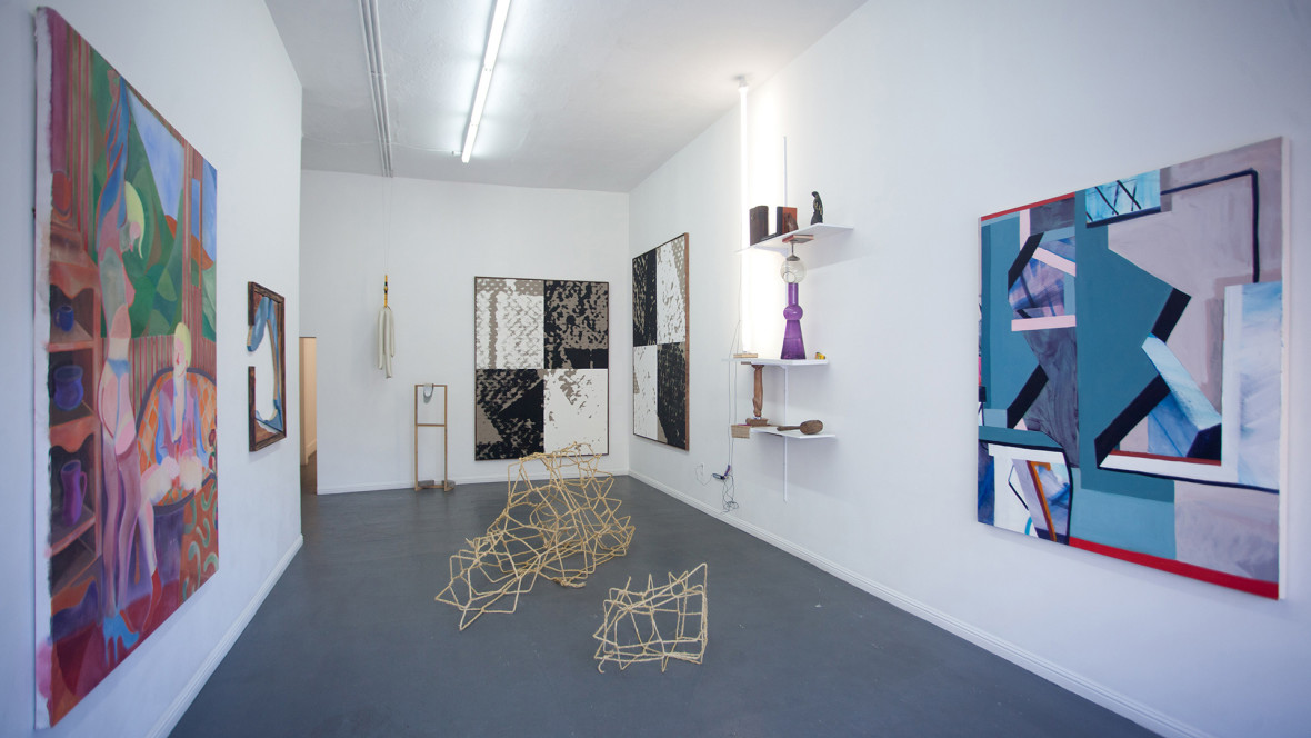 Install view of 'SEXXXITECTURE' (Photo: CULT)