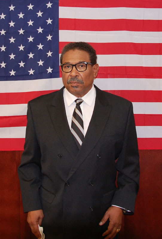 Steven Anthony Jones as Supreme Court Justice Thurgood Marshall in George Stevens Jr.'s biographical monologue Thurgood. (Photo: Gina Snow)