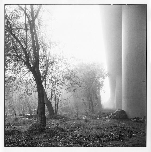 Erik Auerbach, 'December 22, 2014 | 9:03–10:03am | Potrero Hill.' (Photo: The Dryansky Gallery)
