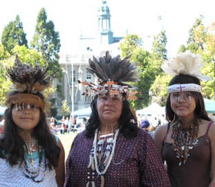 21st Annual Indigenous People's Day Powwow and Indian Market, Berkeley