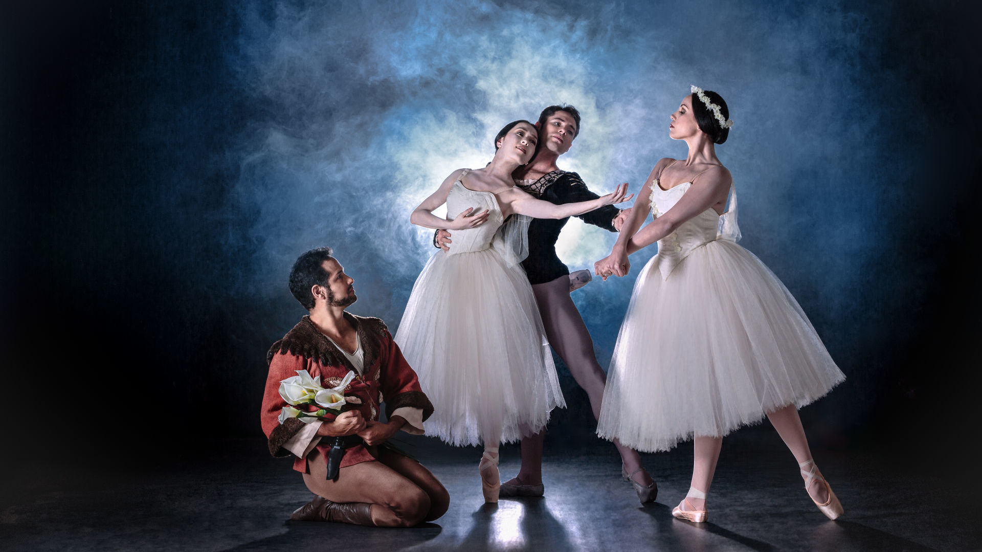 Silicon Valley Ballet's Giselle