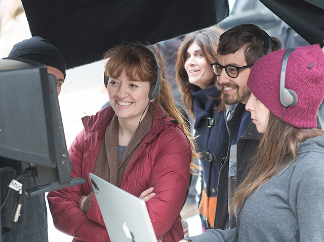 Director Marielle Heller. (Photo: Sam Emerson/Sony Pictures Classics)