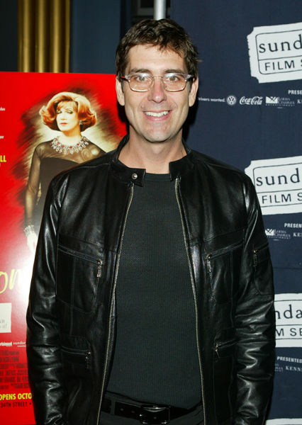 "Director Mark Rucker attends the premiere of ""Die Mommy Die!"" at the Loew's 34th Street October 27, 2003 in New York City."