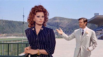 Sophia Loren in 'Marriage Italian Style'