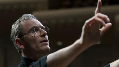 Michael Fassbender in 'Steve Jobs'
