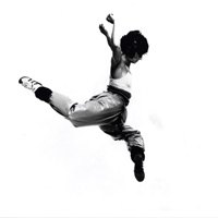 Twyla Tharp Taking to the Air