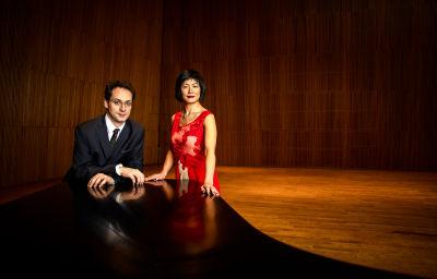 Jennifer Koh and Shai Wosner