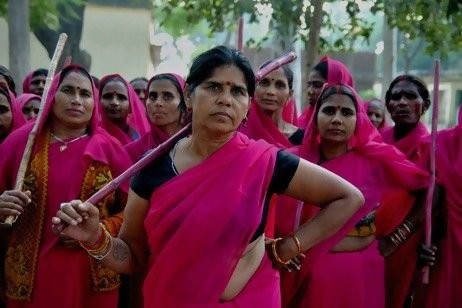 """Gulabi Gang,"" screened at the 11th Annual San Francisco South Asian Film Festival"