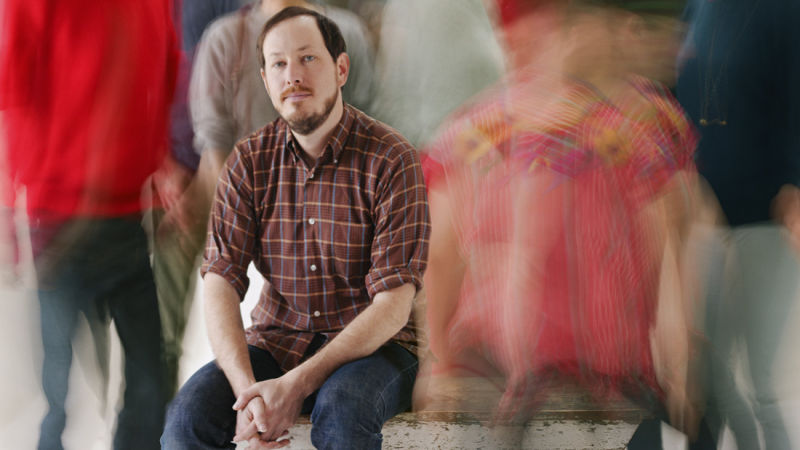 Vetiver's Andy Cabic. (Photo: Terri Loewenthal)