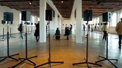 'Janet Cardiff: The Forty Part Motet'