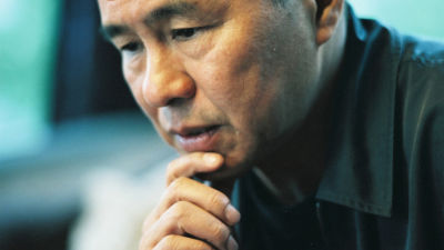 Hou Hsiao-hsien at Taiwan Film Days