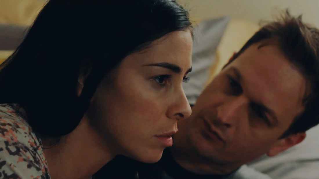 Sarah Silverman and Josh Charles star in 'I Smile Back,' screening at this year's Mill Valley Film Festival