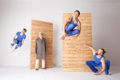 Risa Jaroslow & Dancers