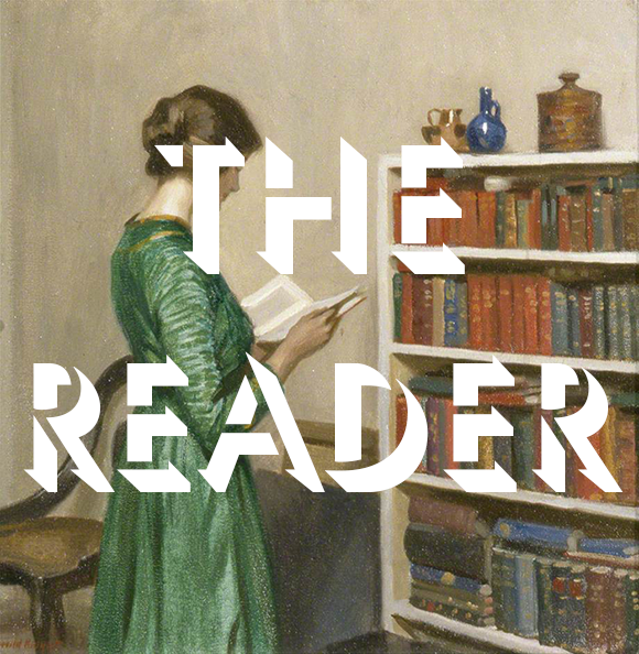 Image from Kadist's email announcement of the launch of 'The Reader,' May 2015. (Photo: Kadist Art Foundation)