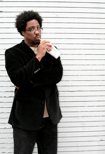 The Berkeley-based comedian W. Kamau Bell.