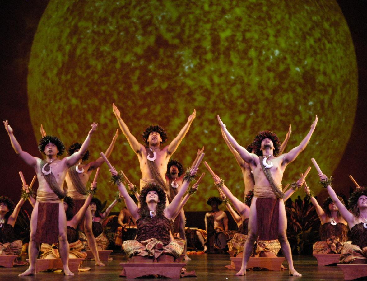 Na Lei Hulu dancers