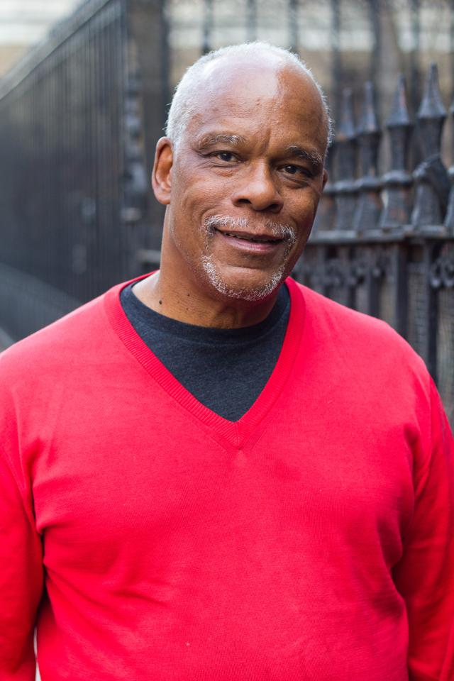 Director Stanley Nelson.