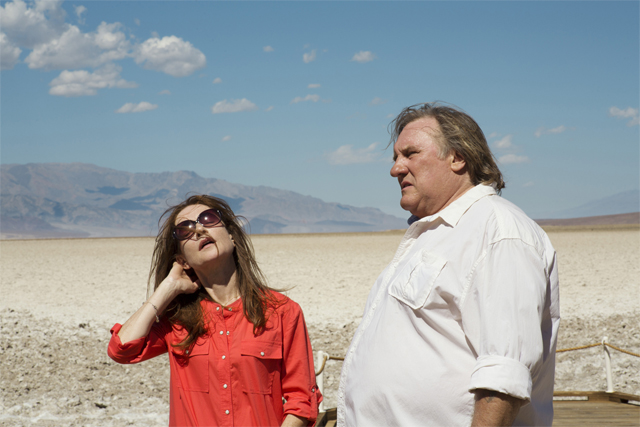 A scene from Guillaume Nicloux's 'Valley of Love,' playing at French Cinema Now, Nov. 19-22 at the Vogue Theatre.