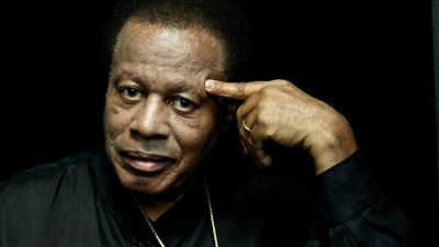 The title of Wayne Shorter's latest album, 'Without a Net,' doubles as a descriptor of his exploratory style.