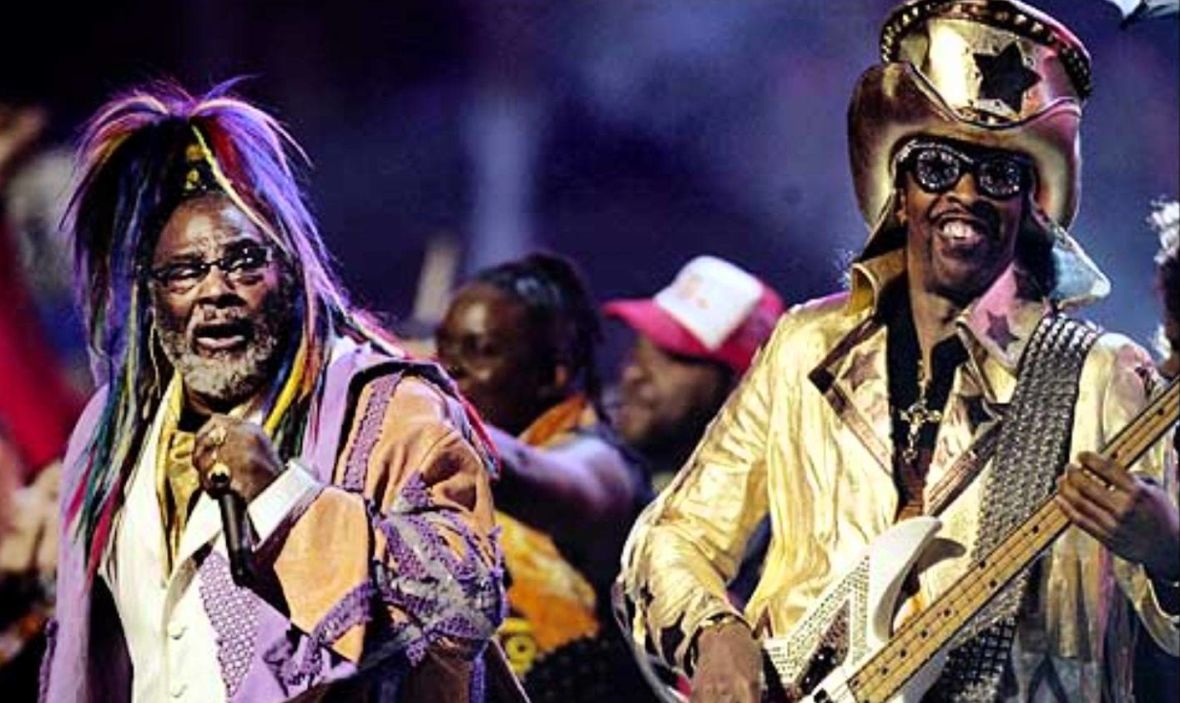 George Clinton and P-Funk play the New Parish in Oakland on Oct. 29.