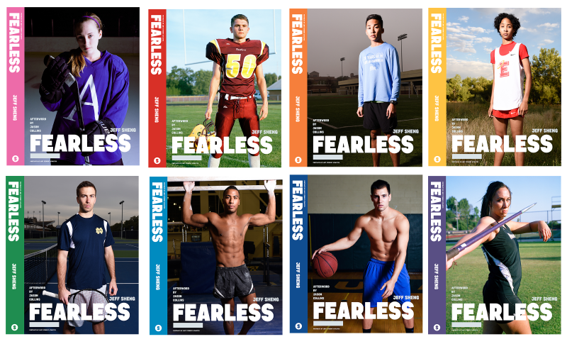Image courtesy of the Jeff Sheng. His book, Fearless, featuring over 200 LGBT athletes is available at FearlessBookstore.com
