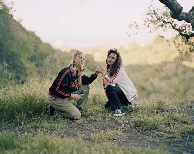 Ace Lehner, 'Holding Hands,' 2013.