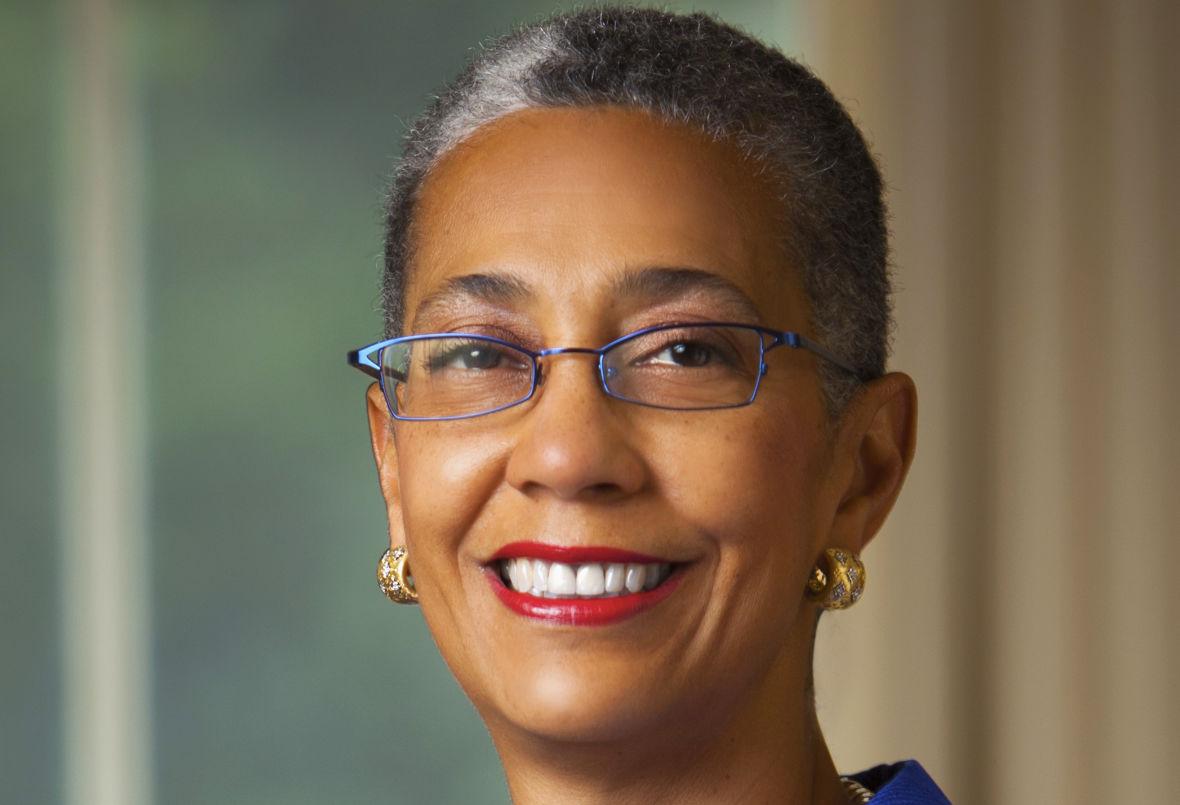 Mills President Alecia DeCoudreaux