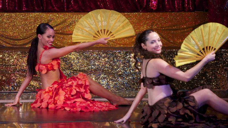 'Una noche tropical' at Dance Mission Theater
