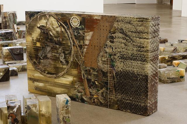 Jedediah Caesar, 'Gleaning Stones,' 2008-2011.