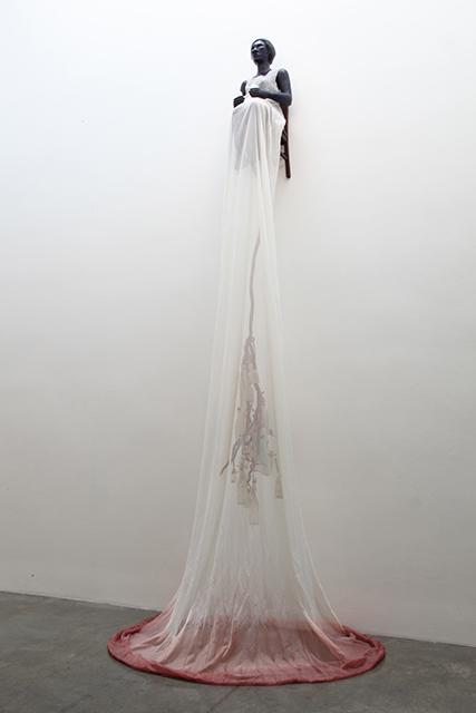 Allsion Saar, 'Undone,' 2012.