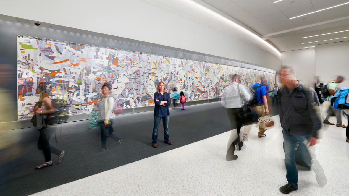 SF Arts Commission to Unveil Four New Art Installations at SFO