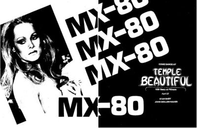 Old MX-80 flyer