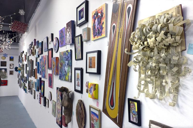 KALEID Gallery in downtown San Jose