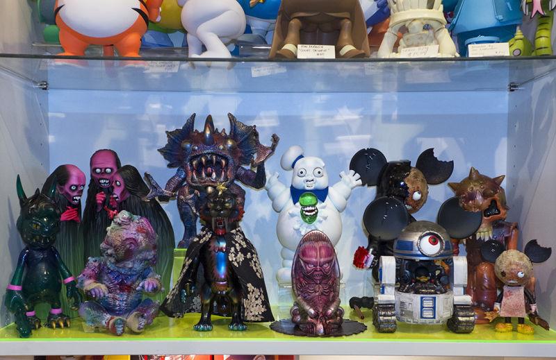 Zonkey Toys in Japantown