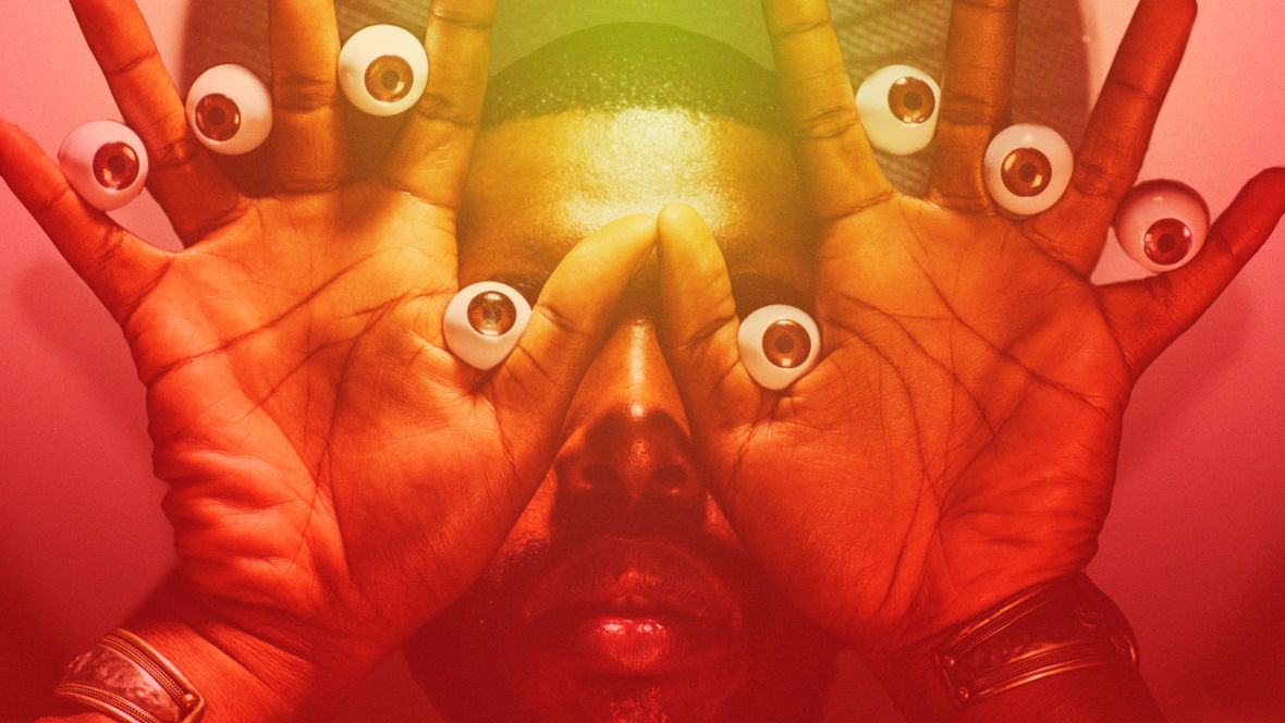 Flying Lotus, who appears Dec. 31 at 1015 Folsom. Courtesy Warp Records