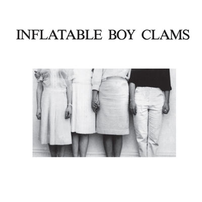 Inflatable Boy Clams 2x7""