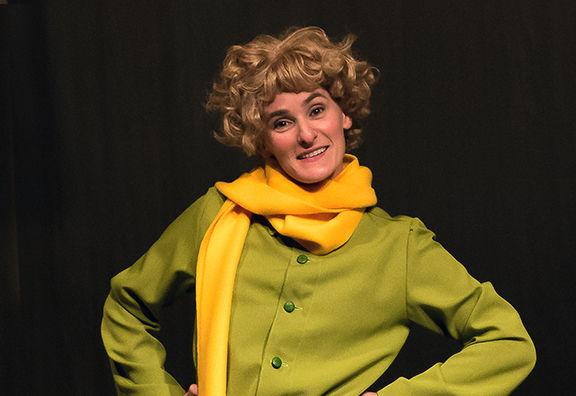 Elissa Beth Stebbins in The Little Prince