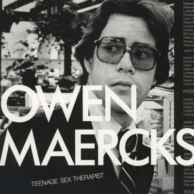 Owen Maercks, 'Teenage Sex Therapist'