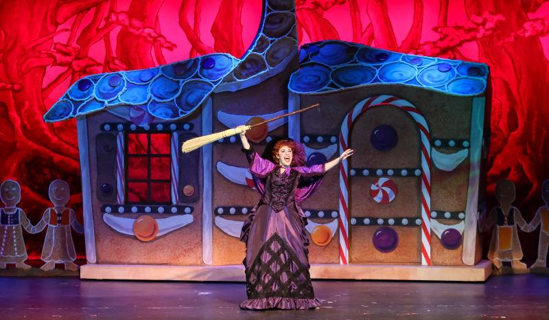 Solo Opera Hansel and Gretel