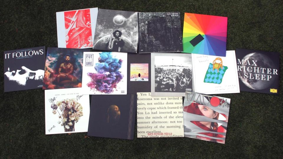 Listening to the Year: Your Music Editor's Top 25 Albums of