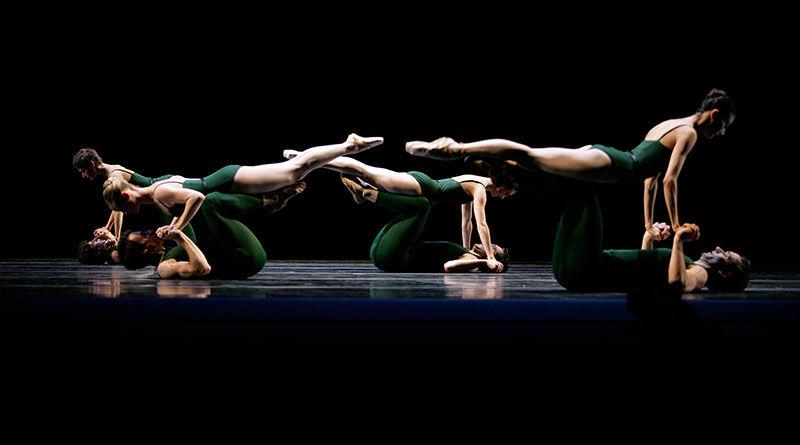 San Francisco Ballet in Wheeldon's Continuum