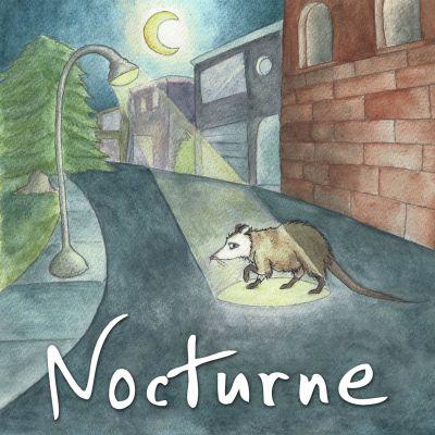 'Nocturne' logo